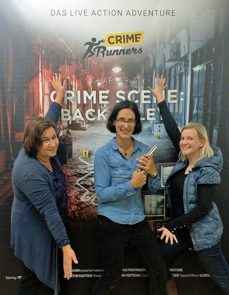 escape the room gruppe