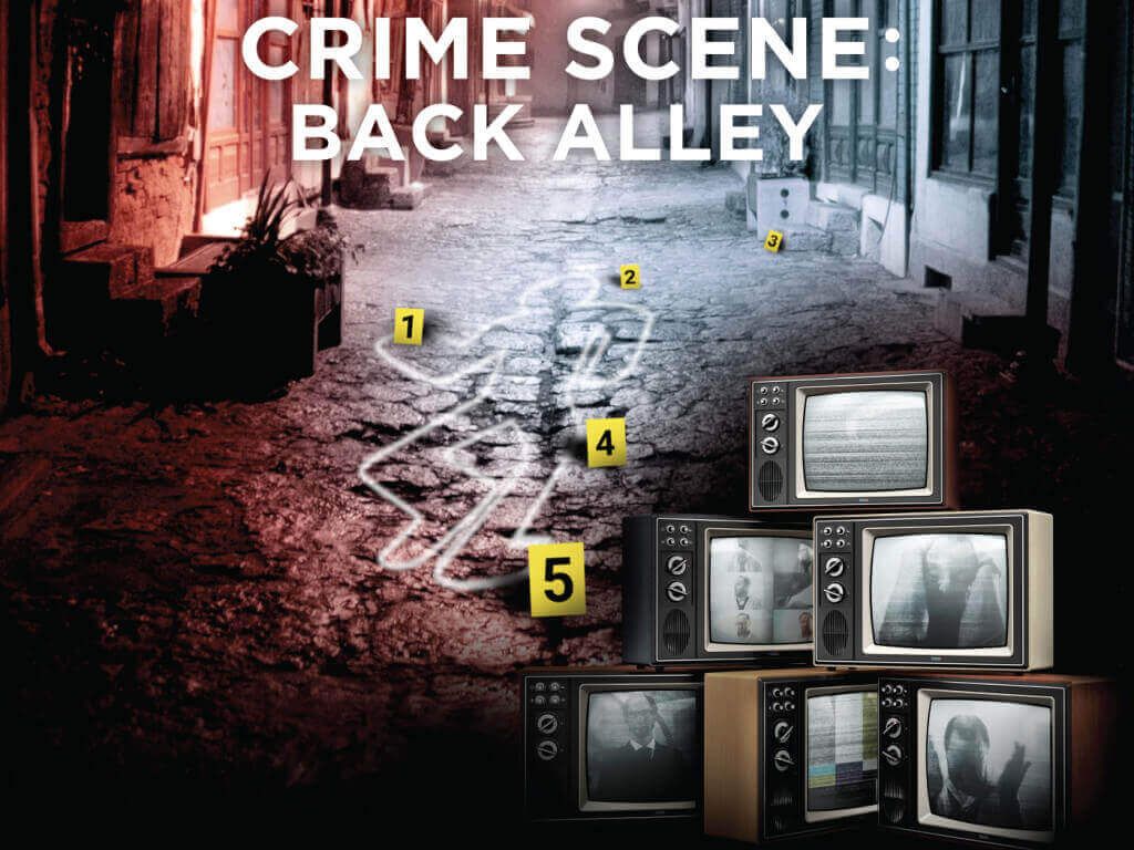 crime scene escape the room