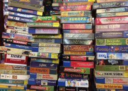 Spieleabende und Spielbars mit Brettspielen in Wien