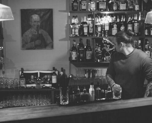 Ausgefallene Bars in Wien