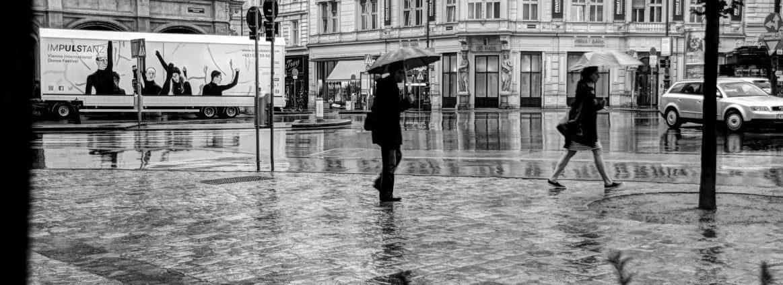 Wien bei Regen genießen
