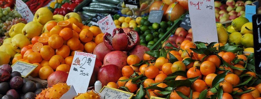 Lebensmittelmärkte Wien