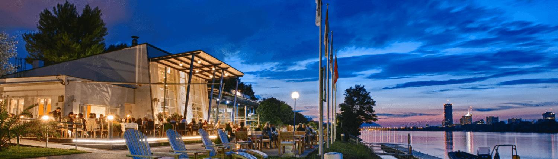 Gastgarten Marina Restaurant