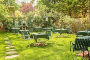 Gartencafe Wien