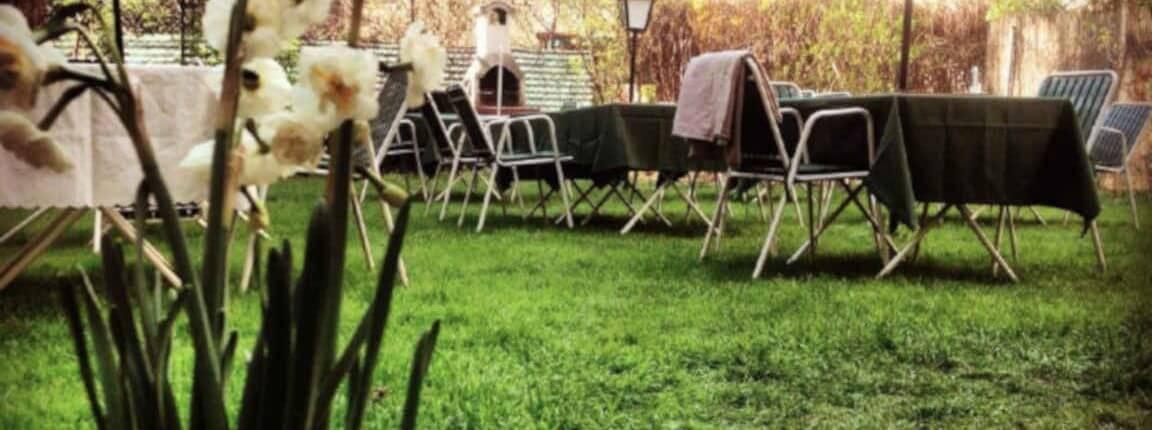 Gastgarten Gartencafe