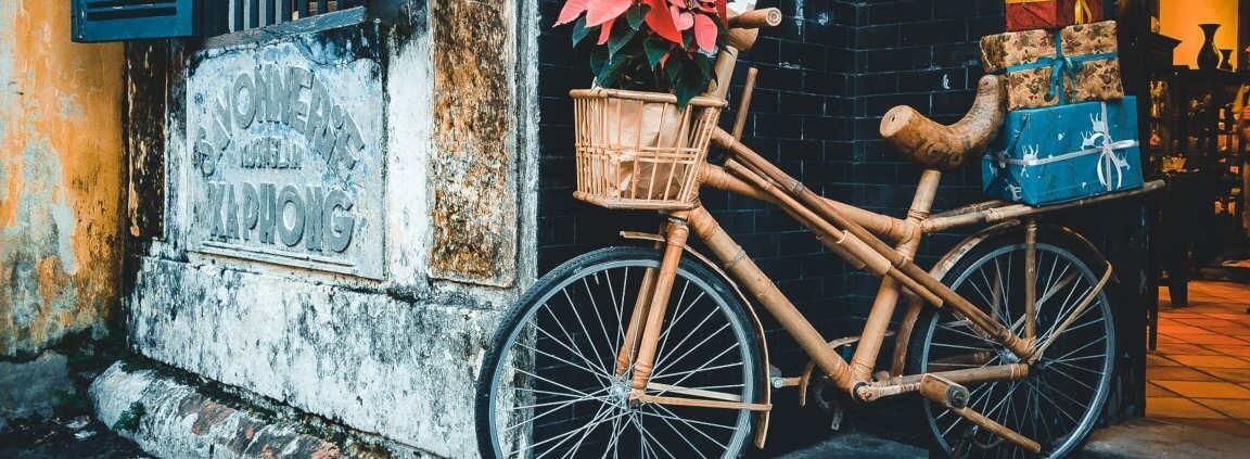 Fahrrad in Wien
