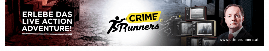 Crime Runners Escape Game Banner