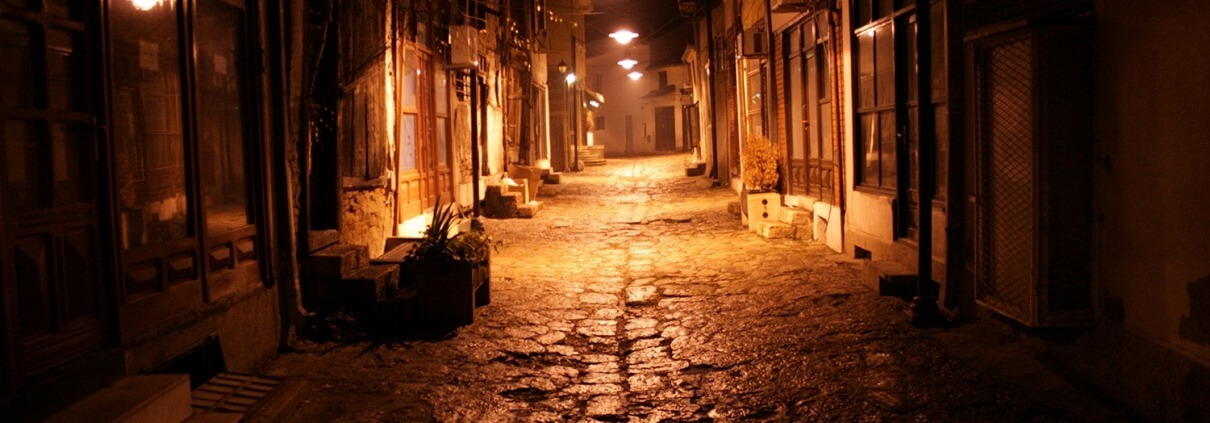 Exit the Room Crime Runners Kapitel 2: einsame Gasse