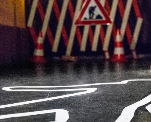 Tatort - Crime Runners - Escape Room Wien