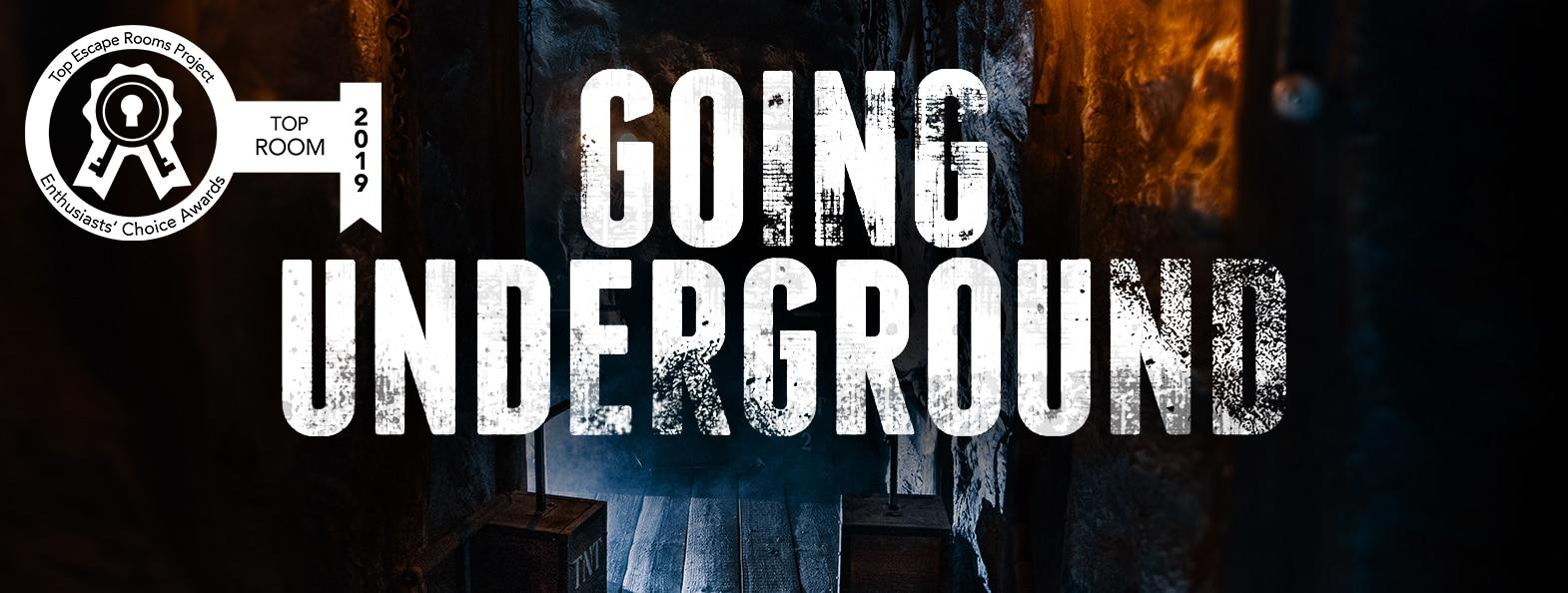 Escape Room Wien - Going Underground