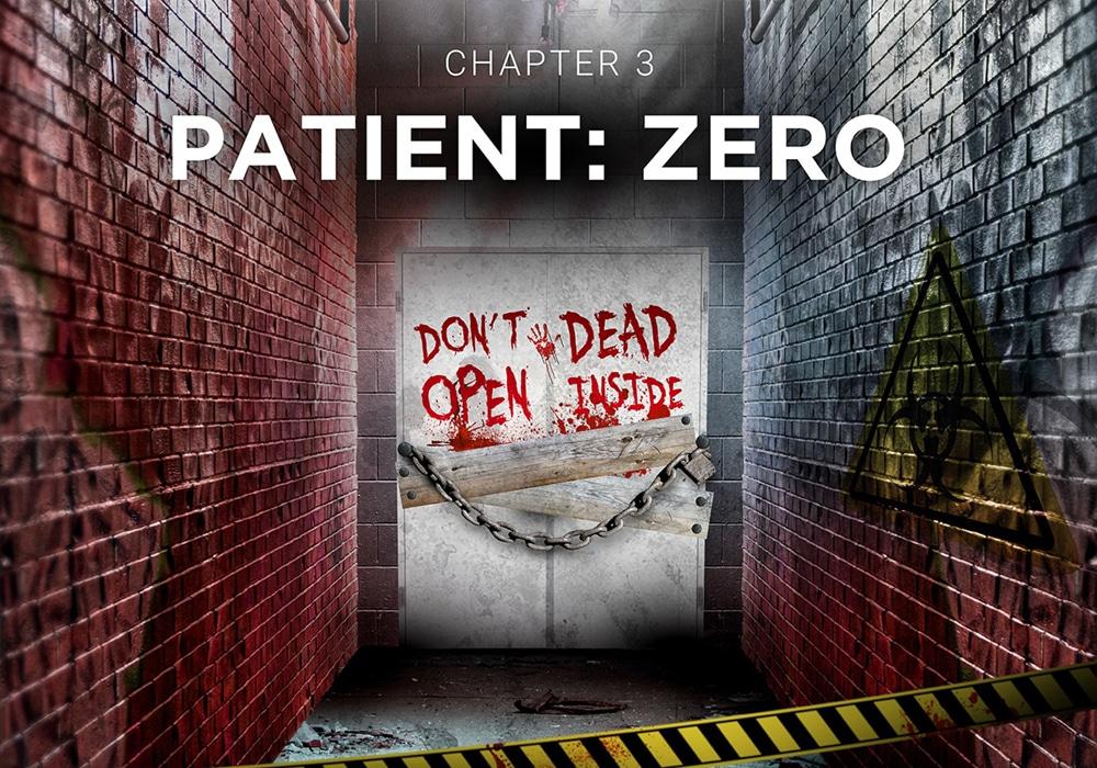 Escape Room Wien - Patient: Zero