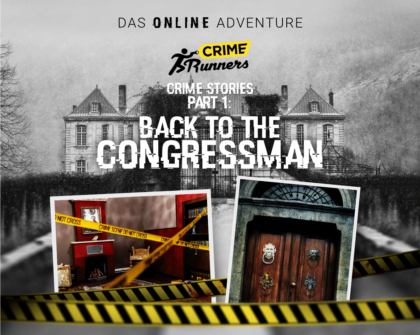 Escape Room Wien - Thema: Back to the Congressman