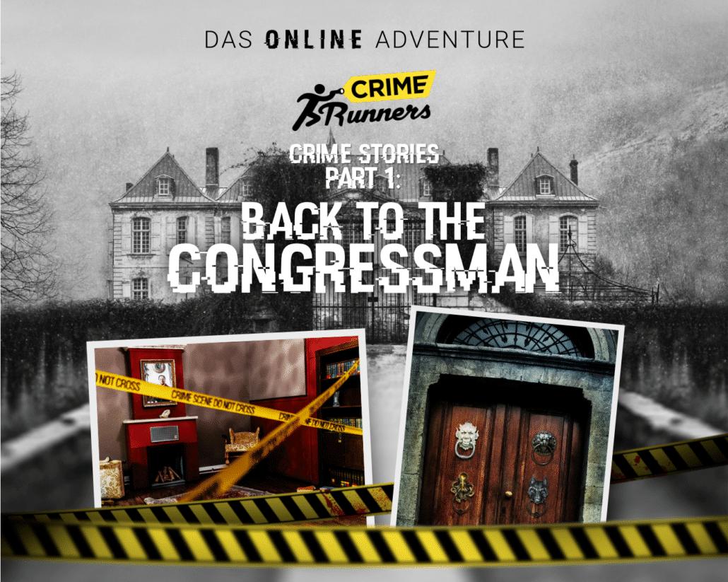 Escape Room Wien - Thema: Back to the Congressman