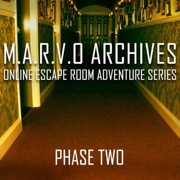 M.A.R.V.O Archives Phase 2- Escape Room Wien